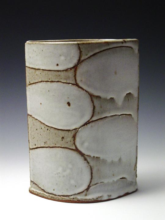 White Cloud Vase