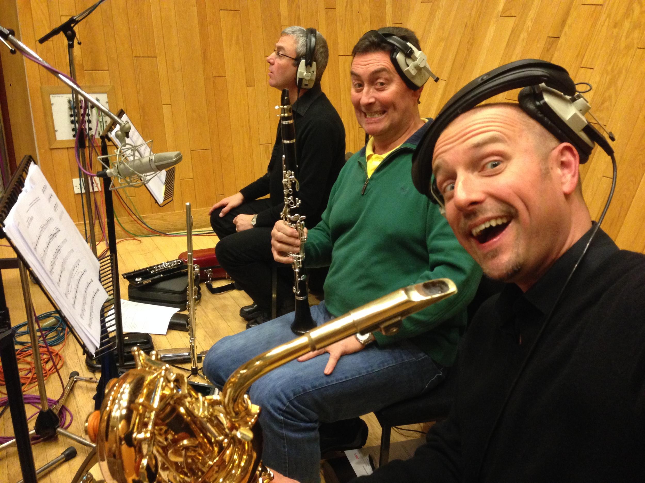Angel Studios, 2013. Jamie Talbot, Dave Bishop, MW