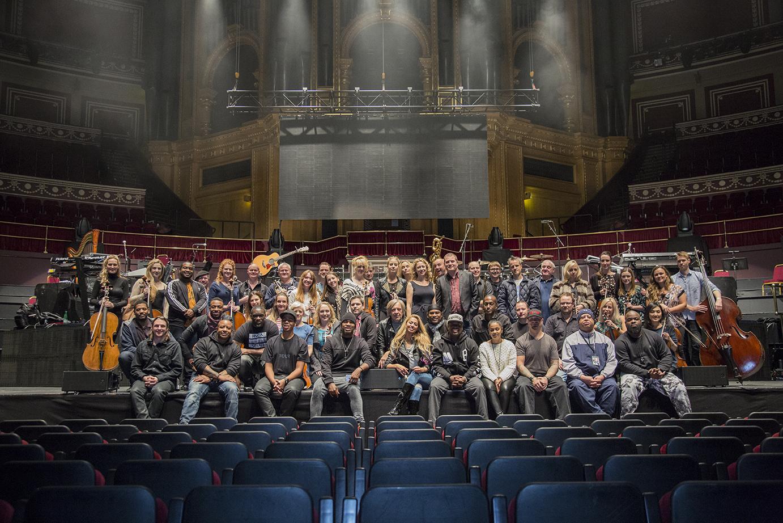 Ne-Yo at the Royal Albert Hall, 2014