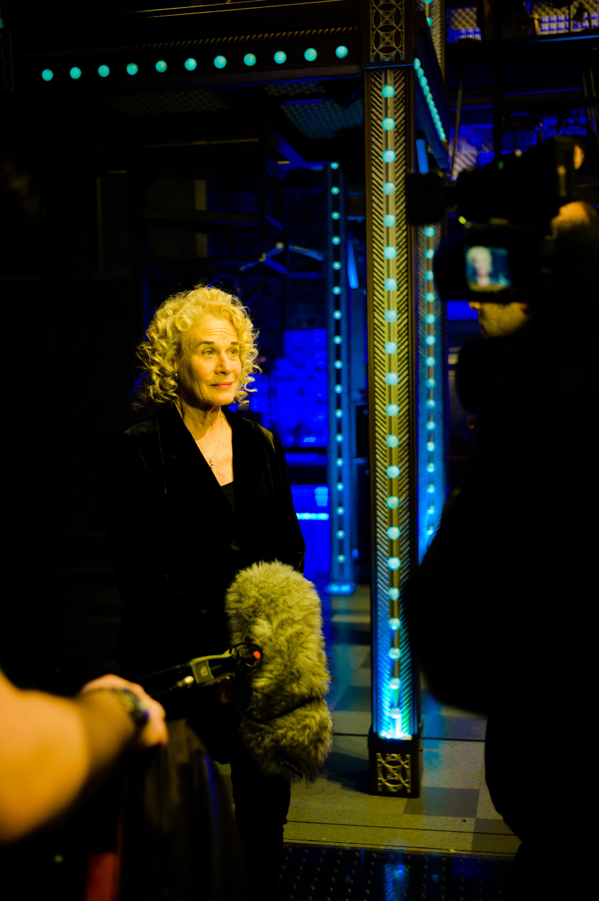 Carole King, London, 2015