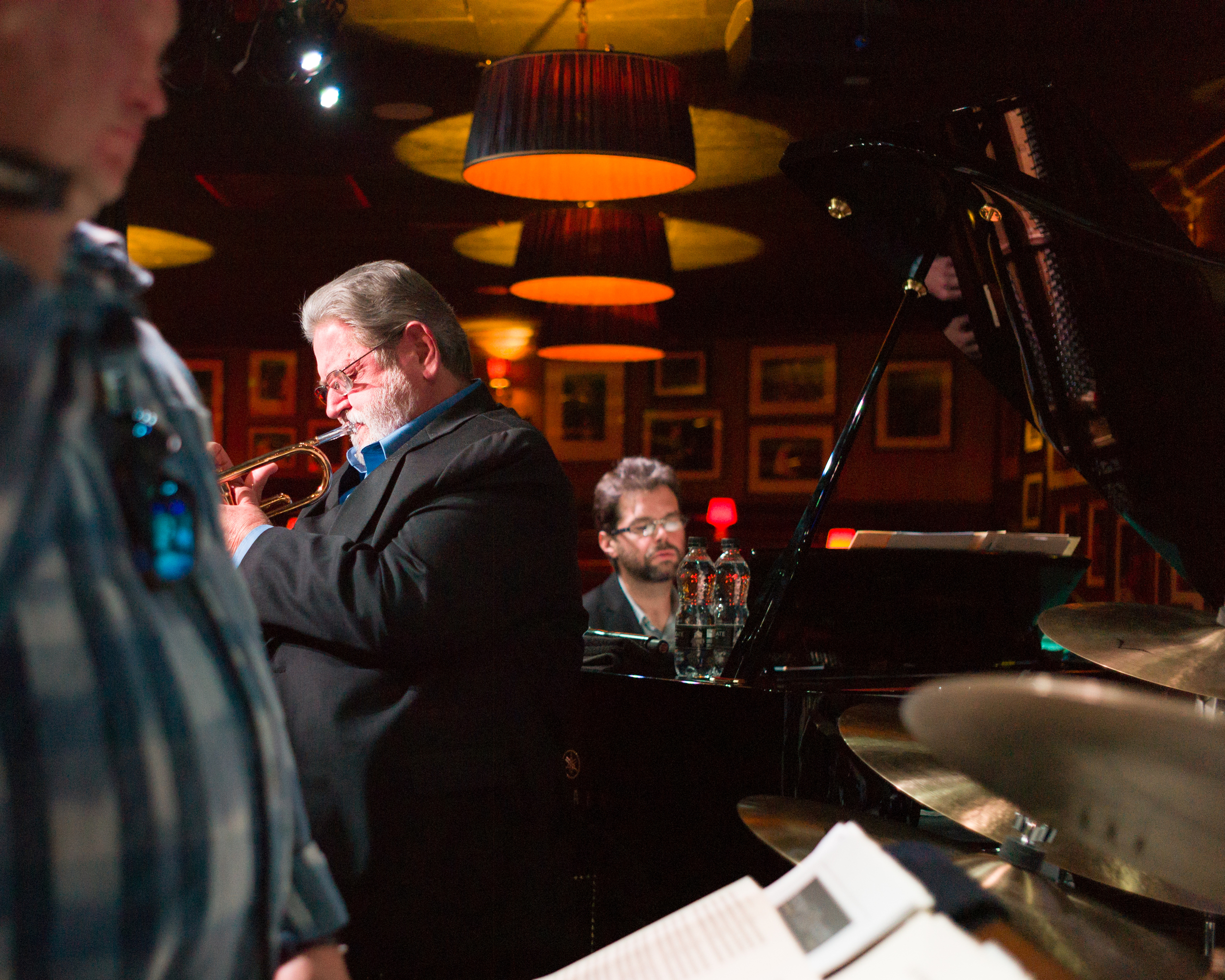 Bobby Shew, Ronnie Scott's, October 2015