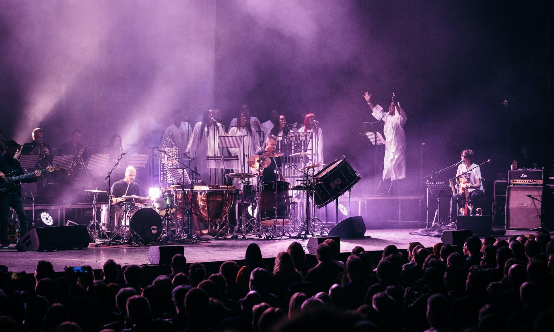 Spiritualized, Hammersmith Apollo, September 2018