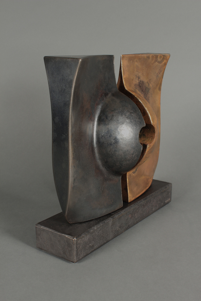 a separate whole - mild steel, 2012