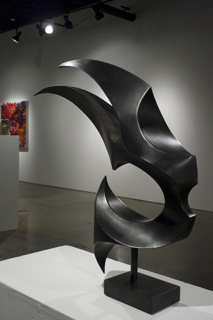 untitled - mild steel, 2012
