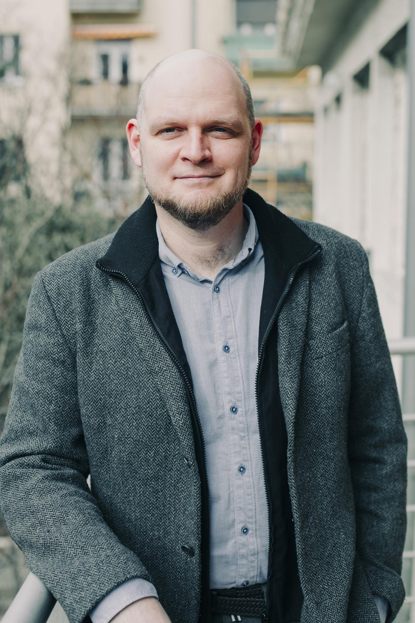Kertész Gergely   érveléstechnika tréner, oktató