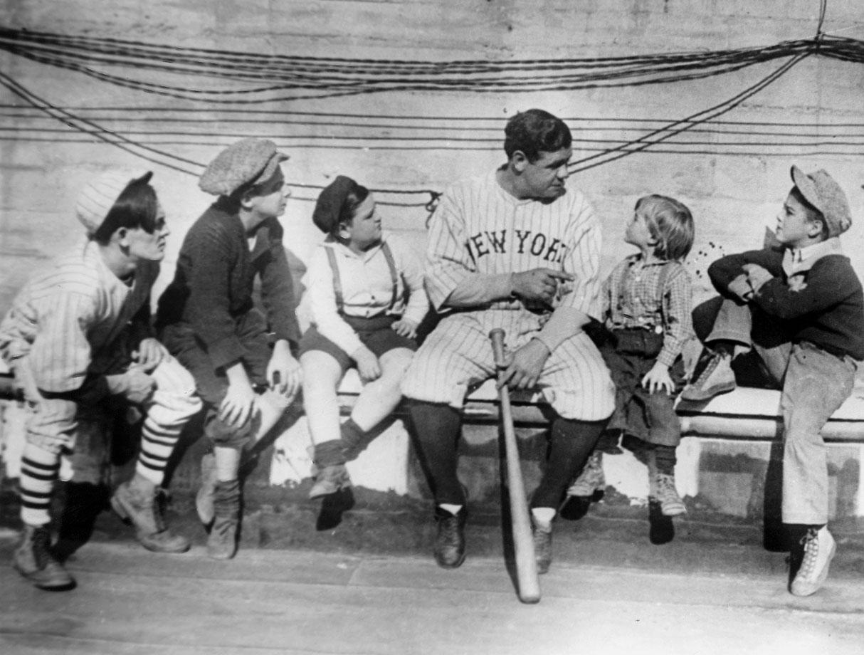 """""""Ahogy a csapat egésze játszik, határozza meg a sikerét. Játszhatnak neked a világ legjobb egyéni sztárjátékosai is, de ha nem játszanak együtt, a klub fabatkát sem fog érni.""""   – Babe Ruth, a baseball történetének egyik legnagyobb játékosa"""