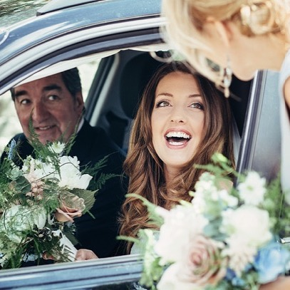 An epic blow dry and rollers for understated glamour @lisaaldersley #weddinghair #weddingmakeup #weddinghairandmakeuplakedistrict