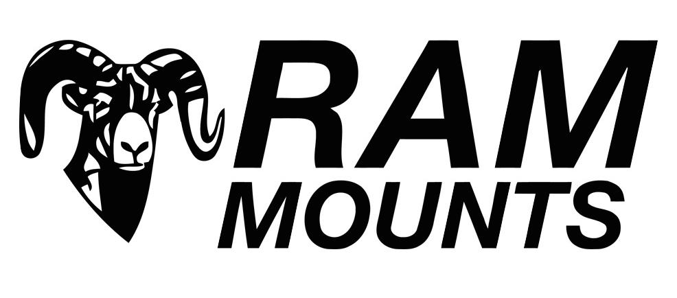 Ram Fishing Mounts
