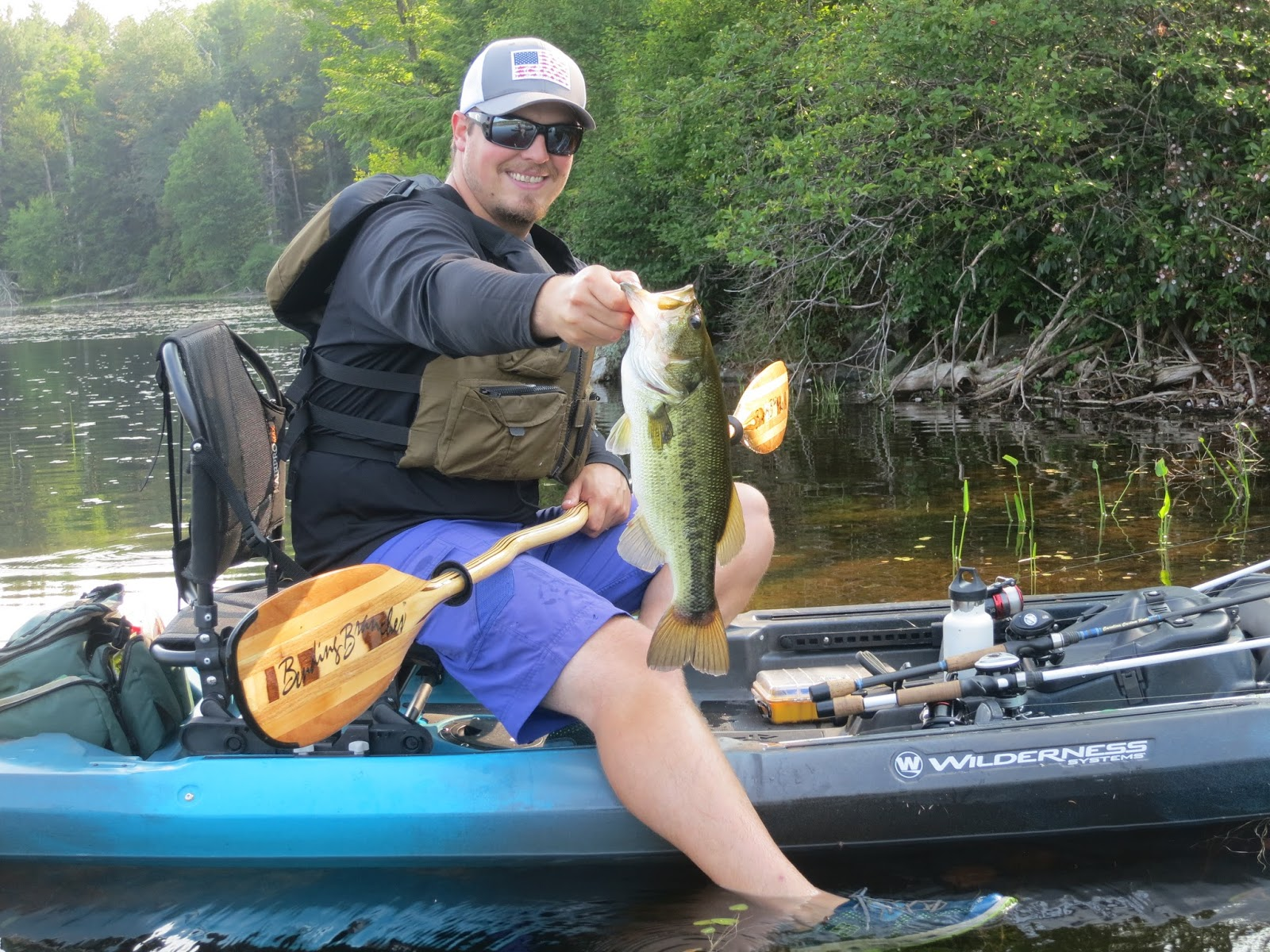 Photo credit:  www.manpoweredfishing.com