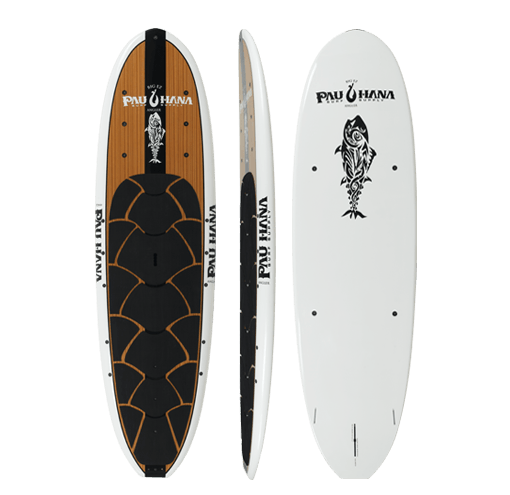 Pau Hana Big EZ Angler stand up paddleboard