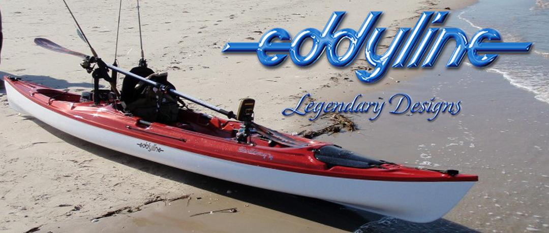 Eddyline Fishing Kayak
