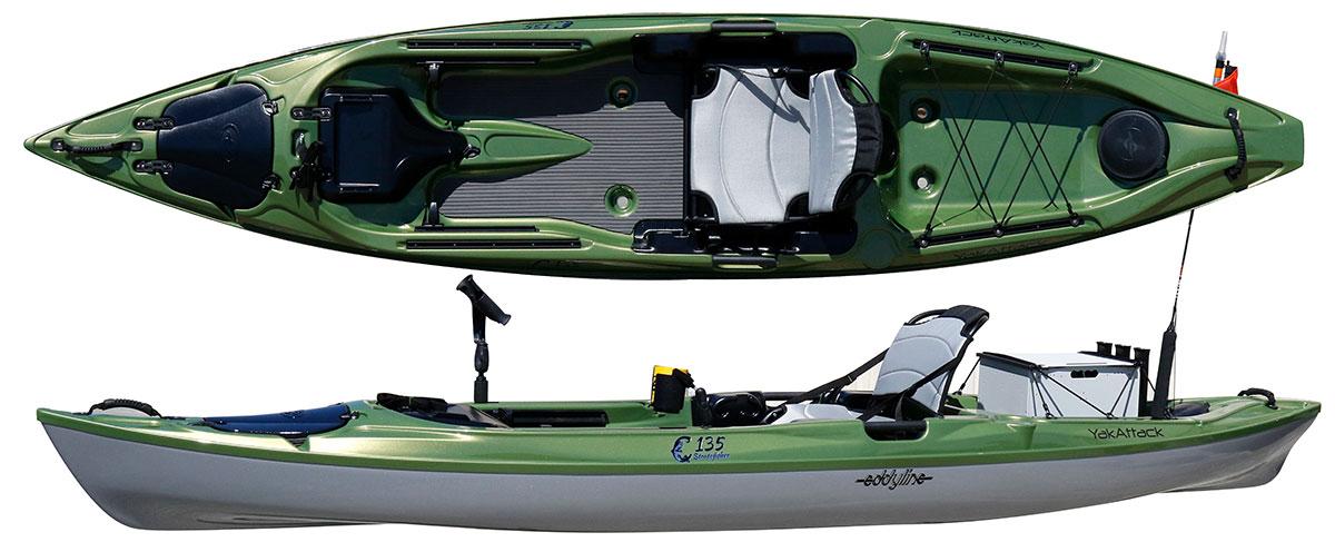 C135 Stratofisher YakAttack