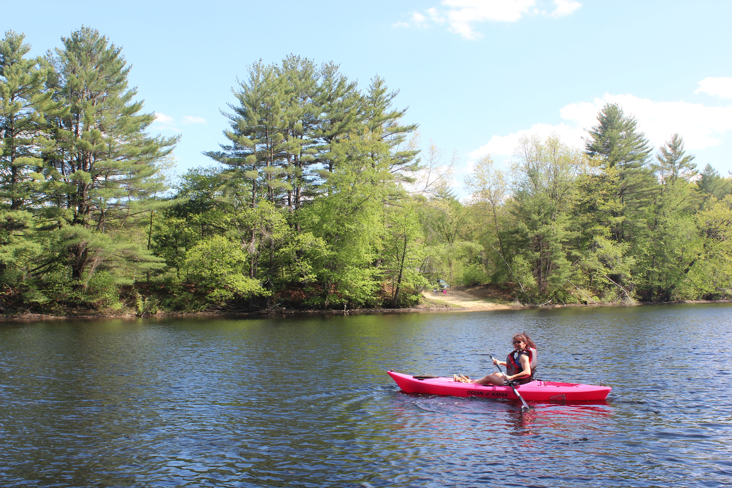 Contoocook Canoe named New Hampshire's Best Urban Escape