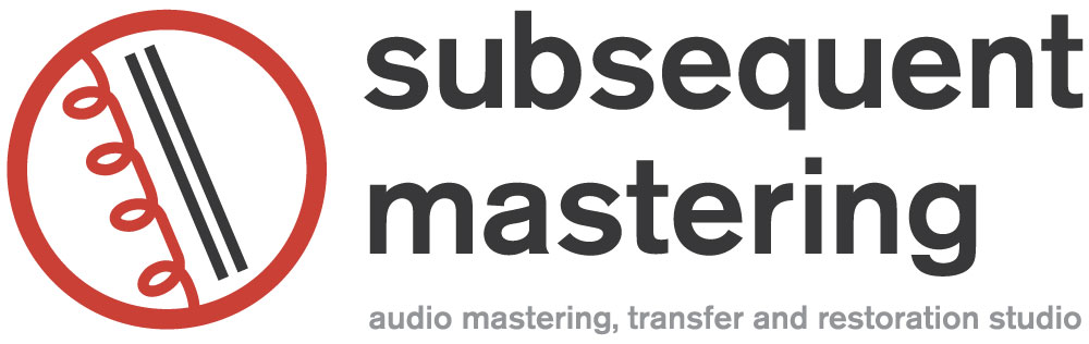 Subsequent Mastering