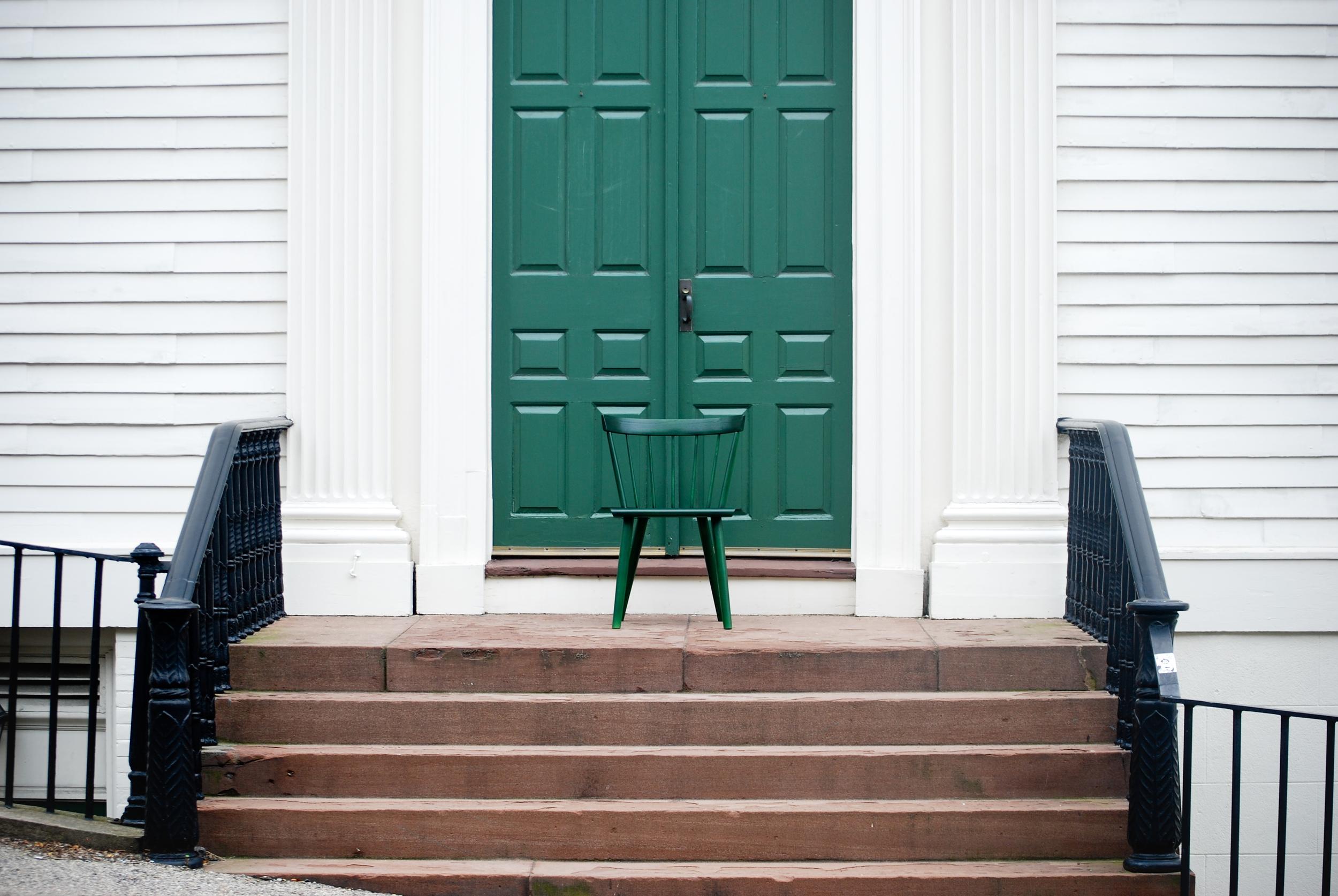 Colt Lowback Side Chair -- Providence, Rhode Island. Photo: Robyn Luk