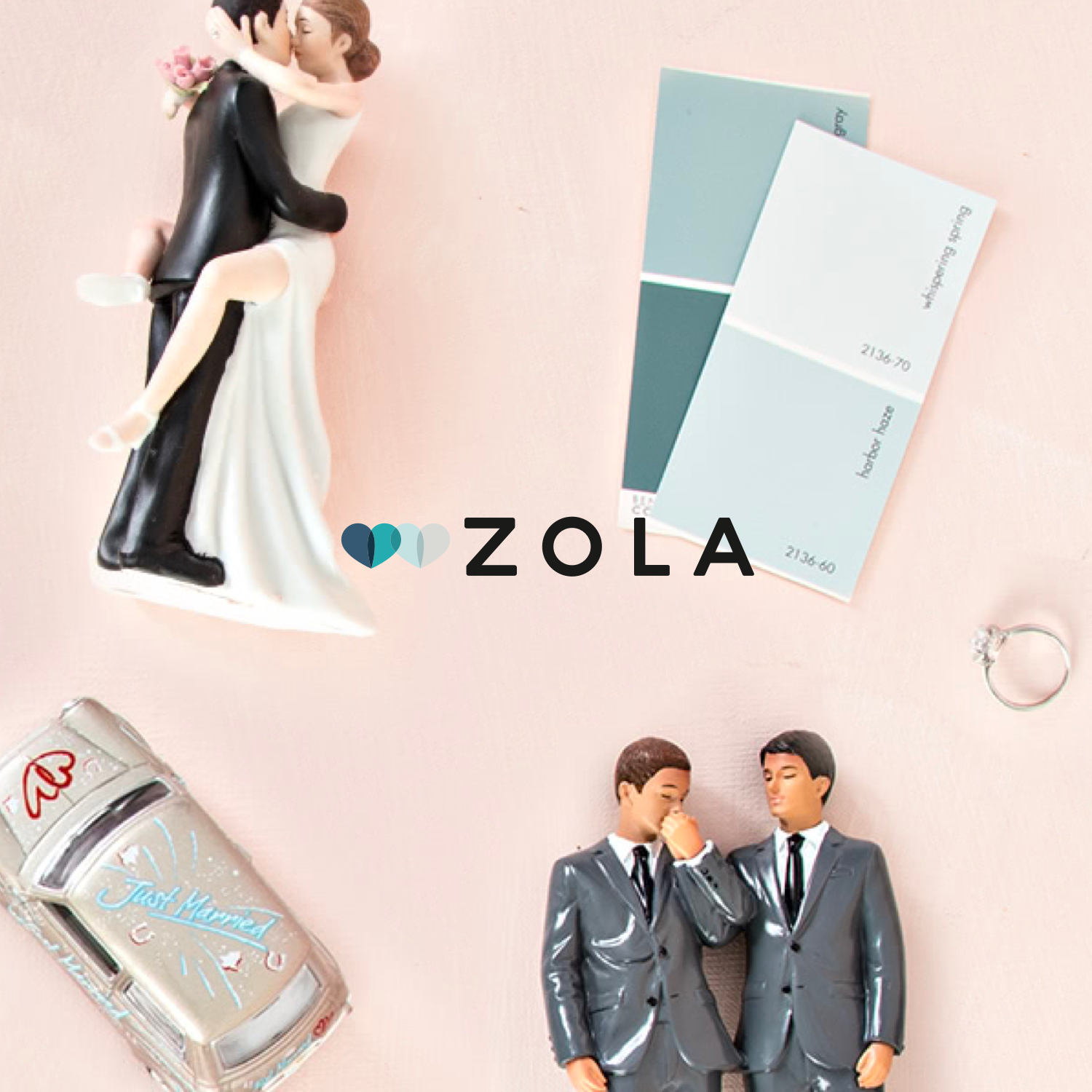 Zola wedding registry iPhone app