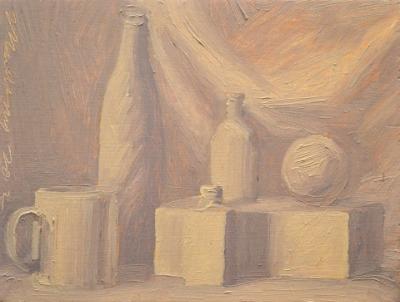 Thomas Mullany, Morandi Still Life