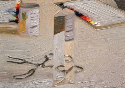 Thomas Mullany, Studio