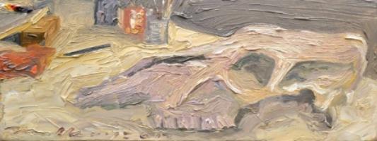 Skull, Thomas Mullany