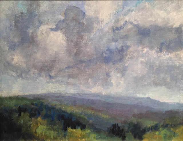 Clouds Above Ridges .JPG