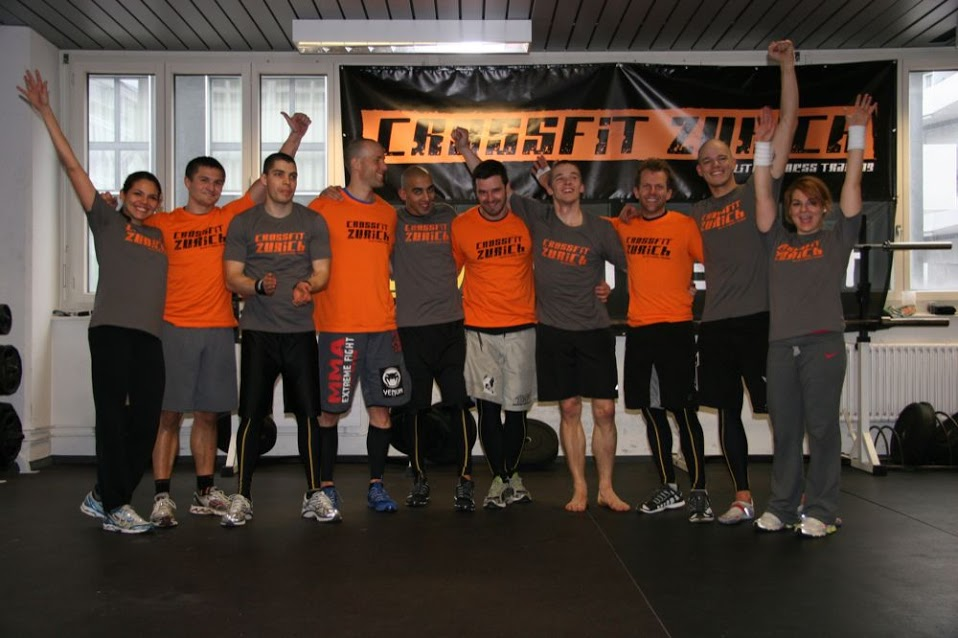 The finishers of the first 24-in-24 Challenge December 2010!