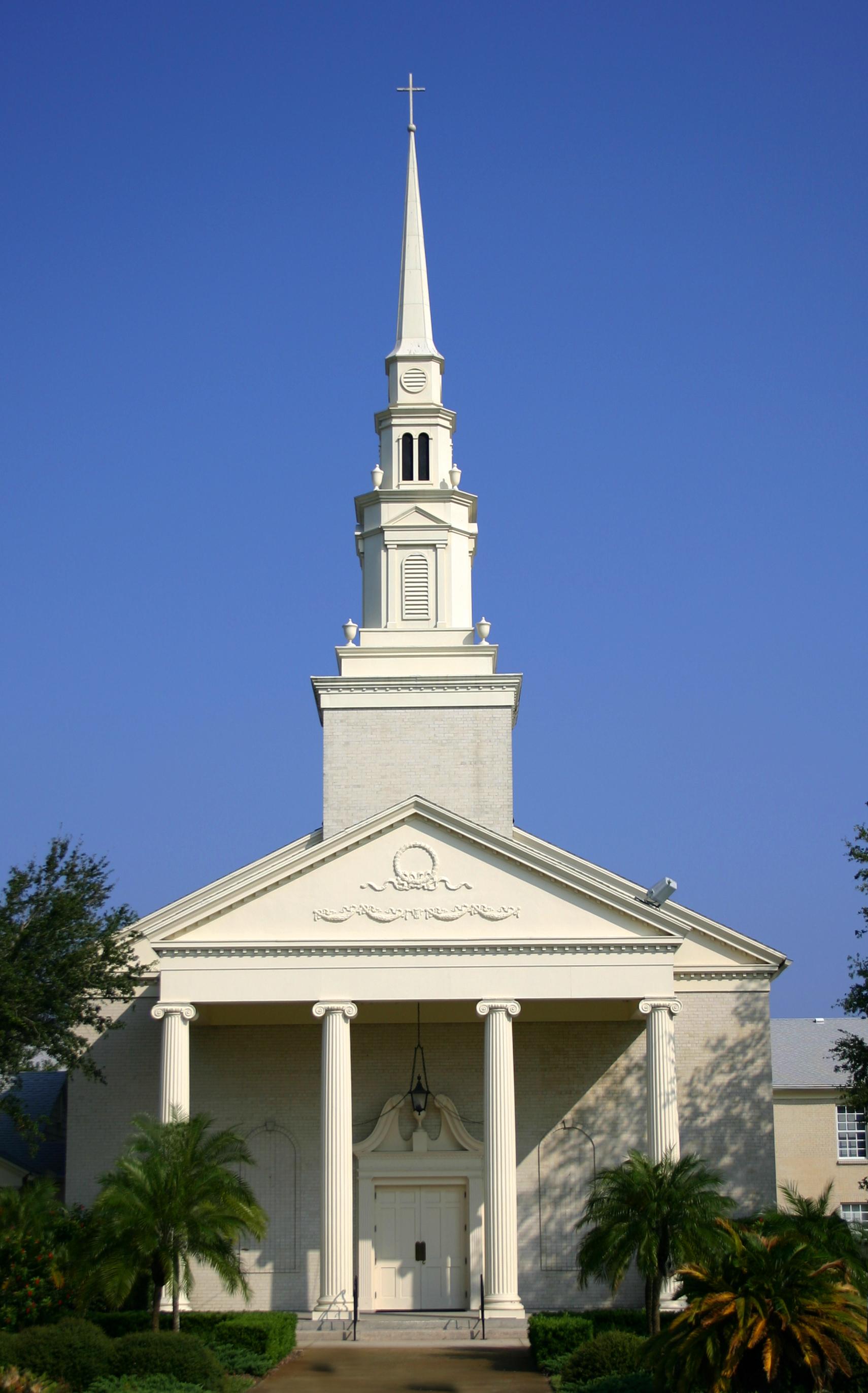 A Christian church