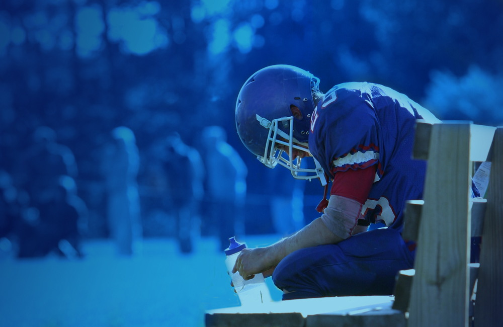 Is pain simply part of being an athlete?     GET THE ANSWER