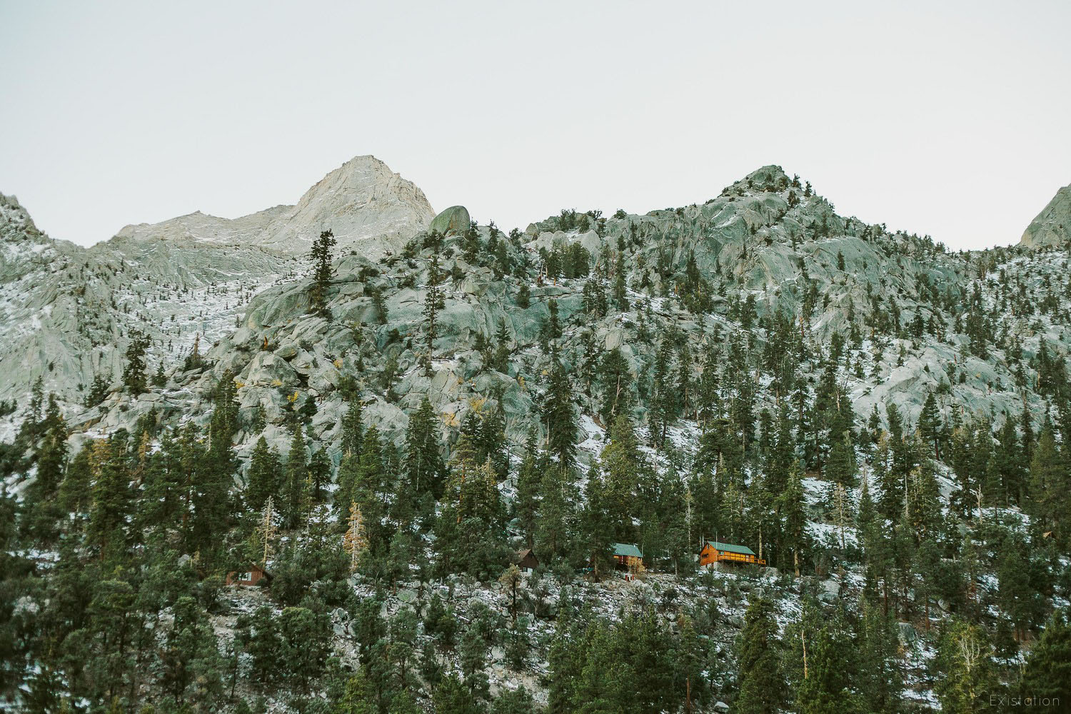 mount whitney portal cabins