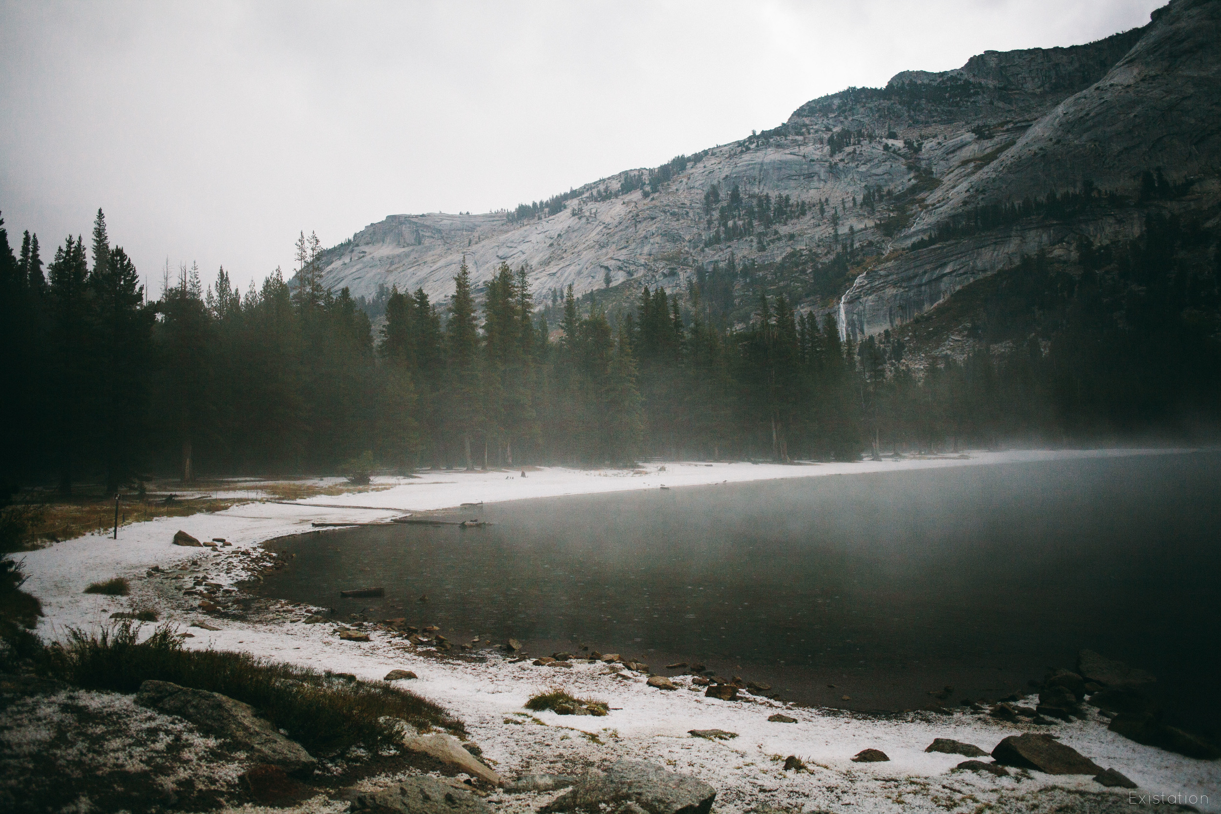 tioga lake yosemite