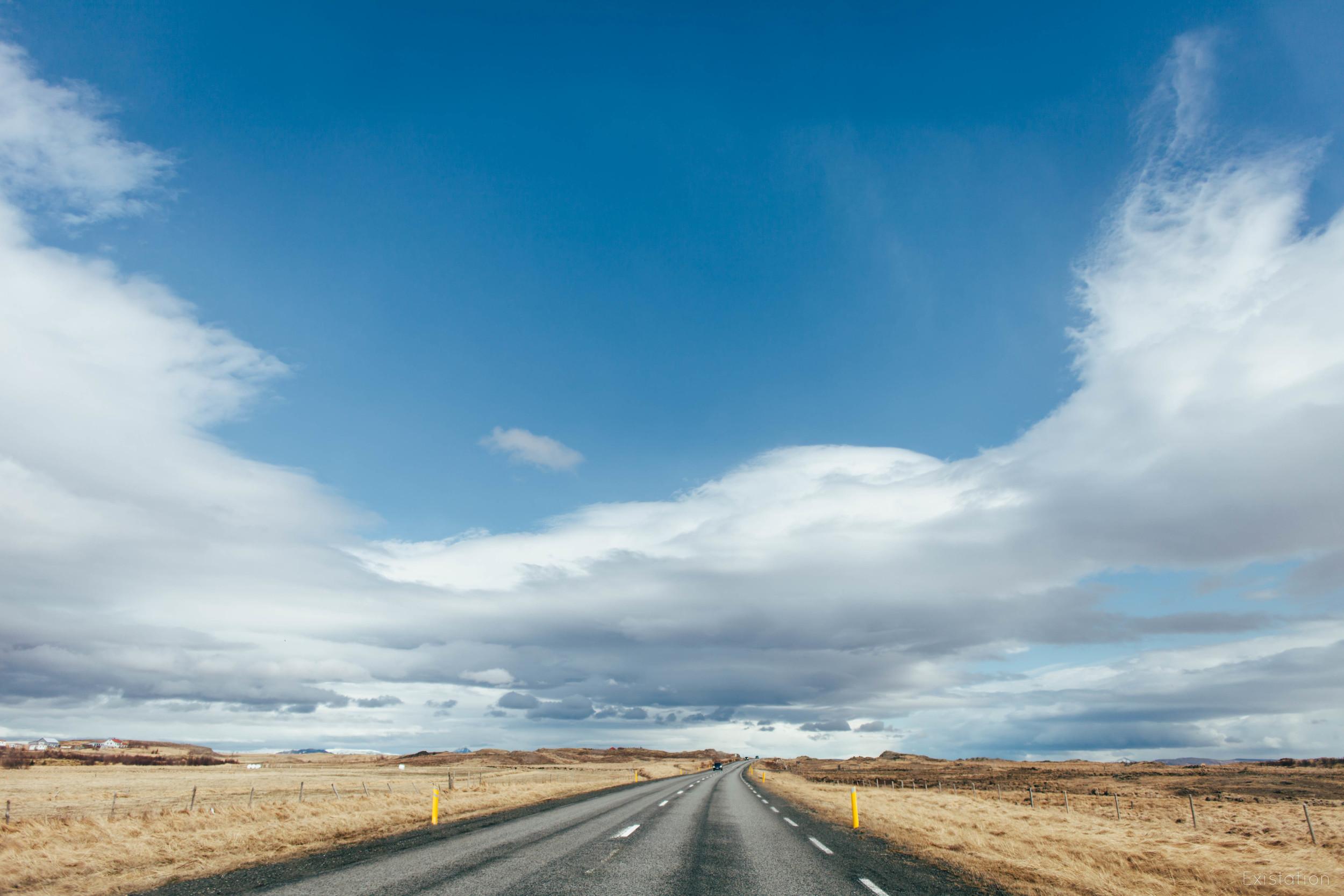 road trip iceland