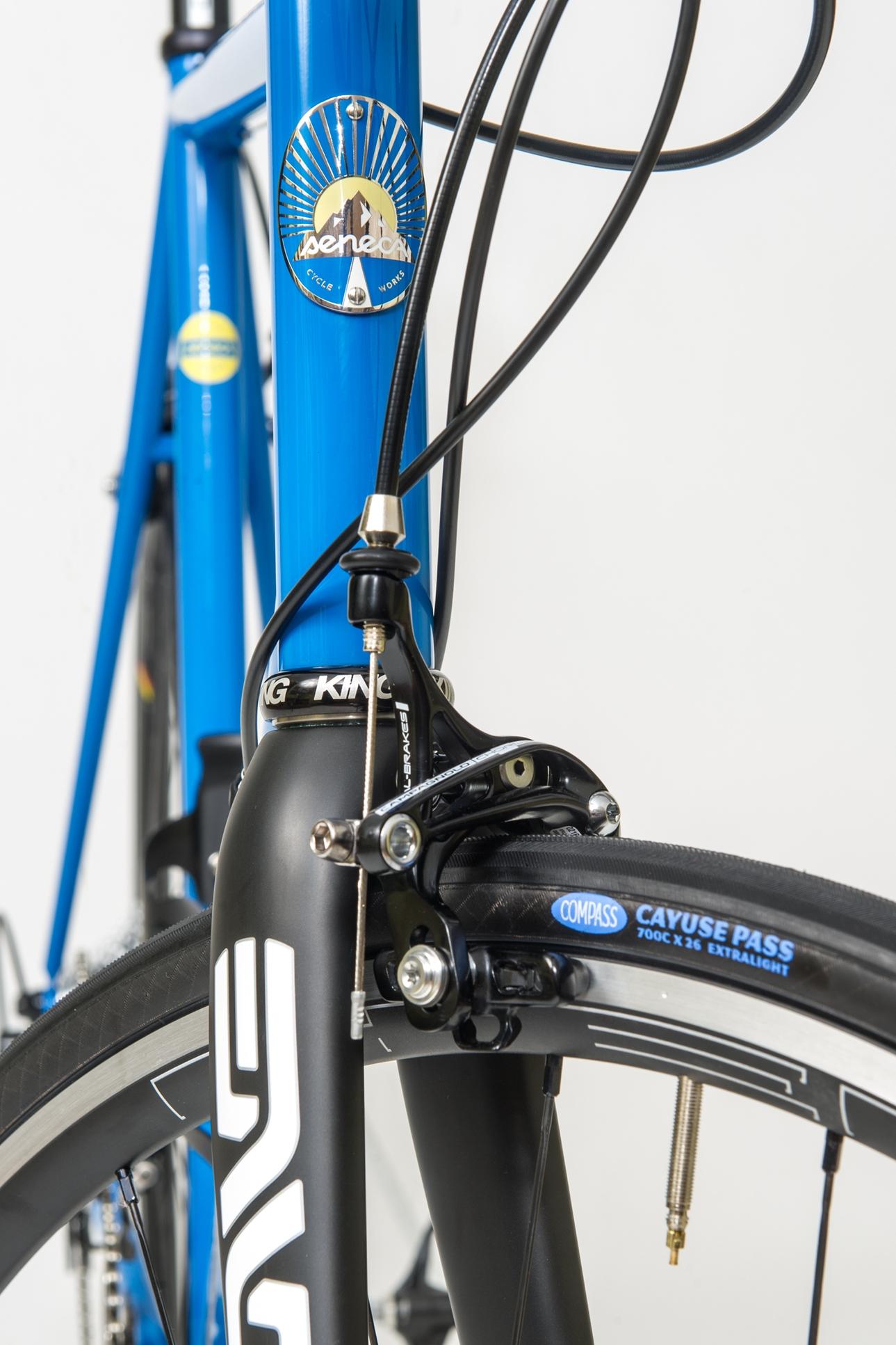 Enve road 2.0 carbon fork