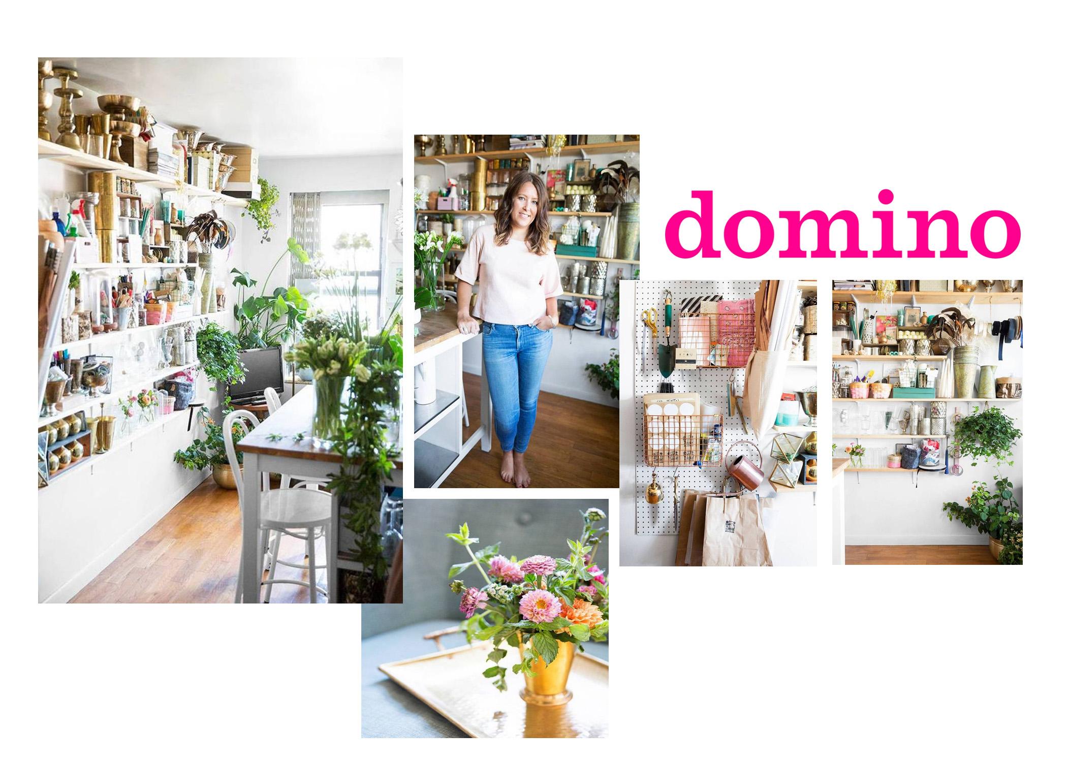 Domino Magazine Profile