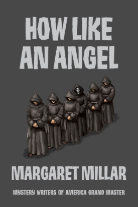 First rendering of  How Like An Angel  for Syndicate Books.