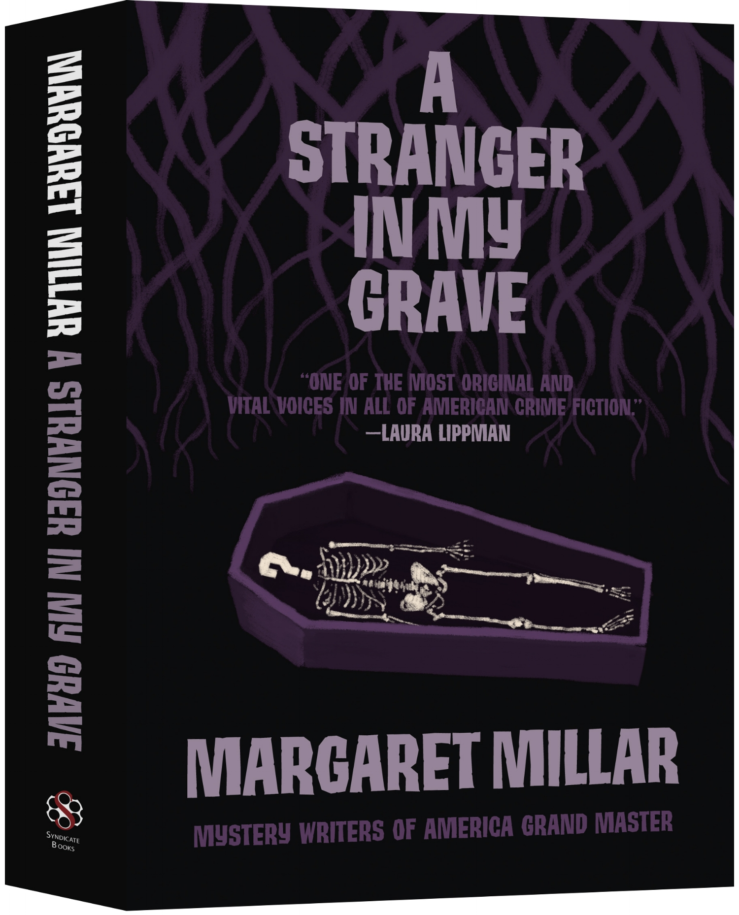 A STRANGER IN MY GRAVE (Trade Paperback)