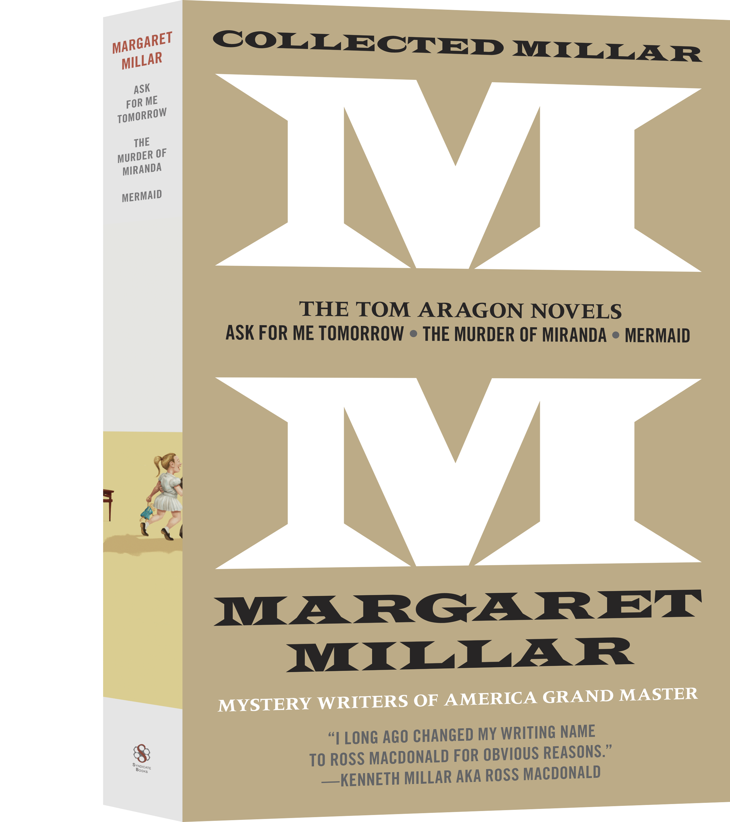 COLLECTED MILLAR: THE TOM ARAGON NOVELS