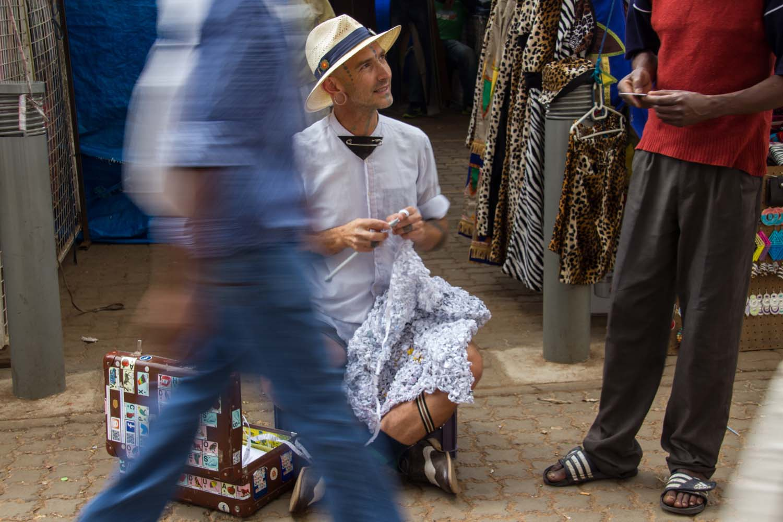 De Villiers St, Joubert Park, Johannesburg, February 26, 2014, Image Mark Rautenbach, Photographer Popskier