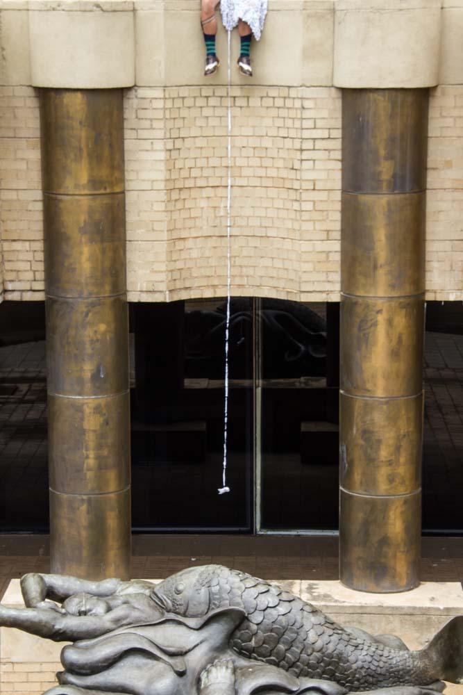 Johannesburg Art Gallery, Joubert Park, 26 February 2014, Image- Mark Rautenbach, Photographer- Popskiet