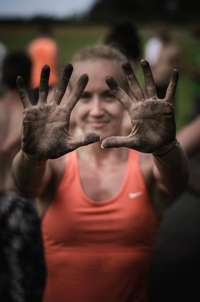You need to let your hands and wrists carry weight and get impact if you want to build stronger structures.