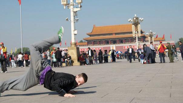 Touring China 2010