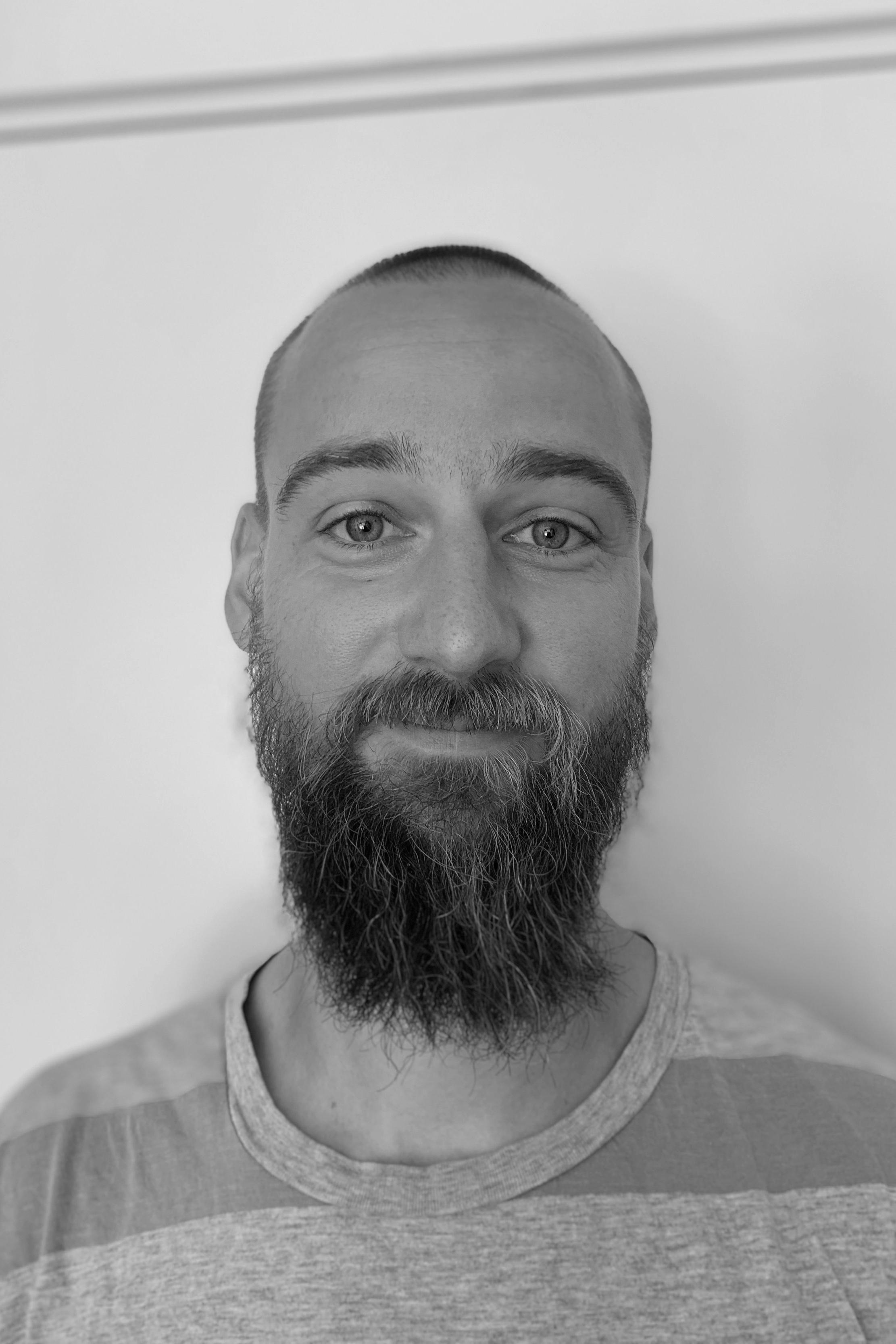 Tue Dalum Jensen - Coach