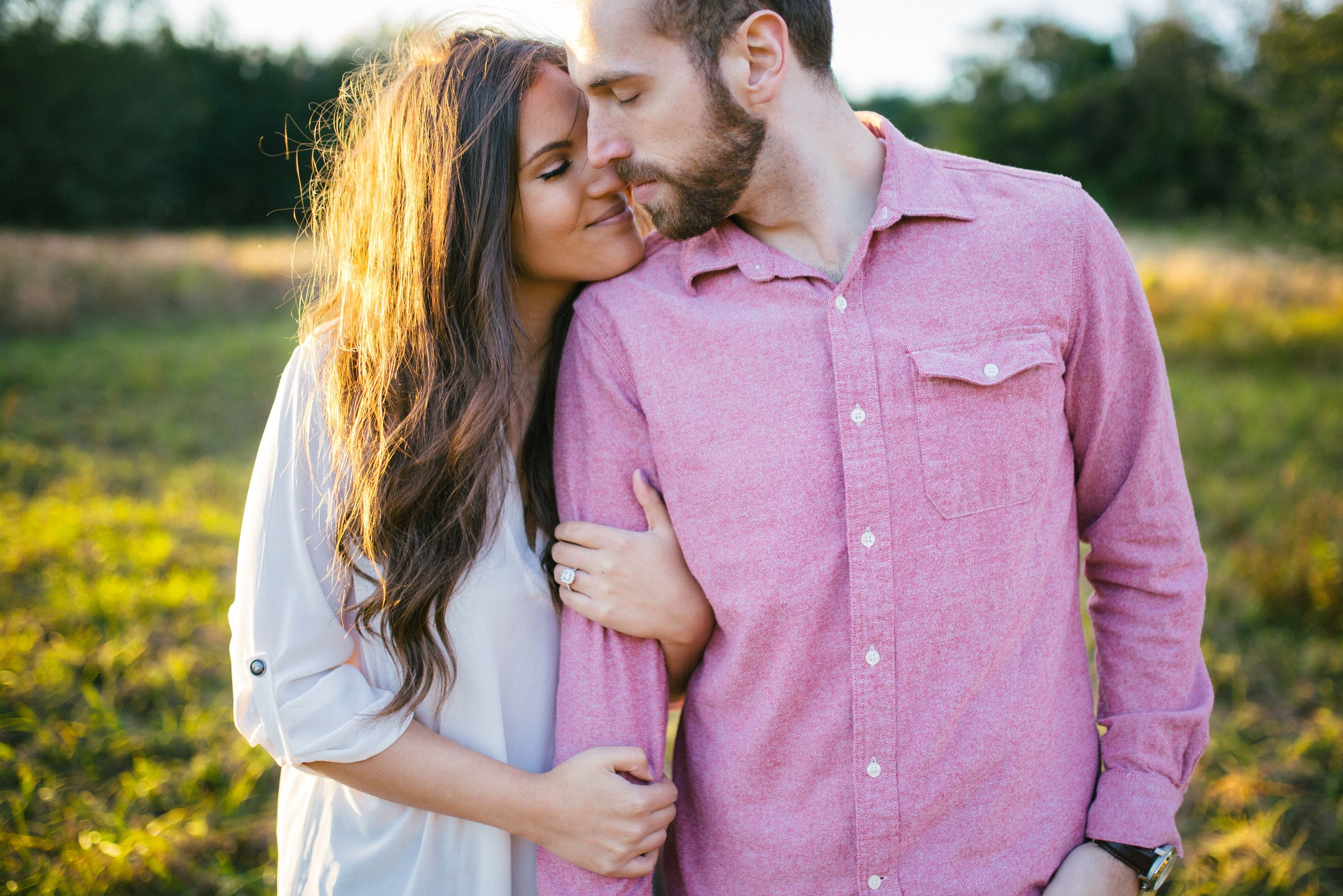 ashley jake engagement session