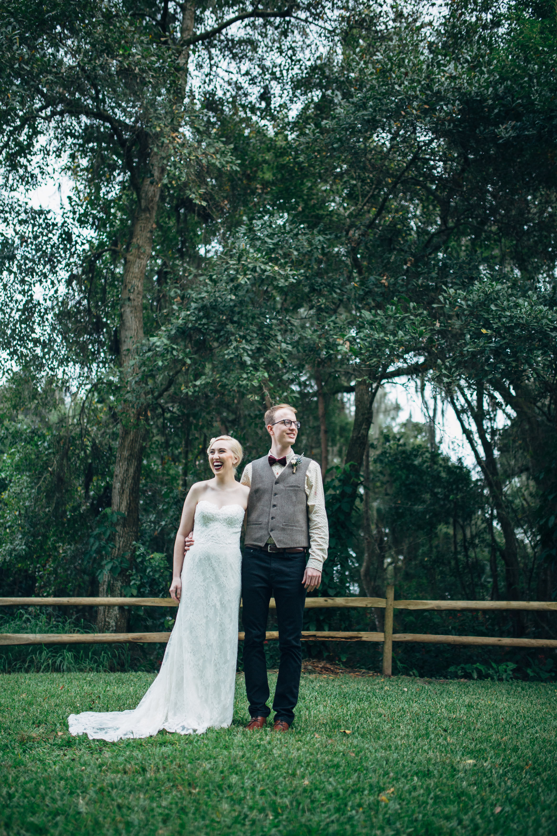 Devony & Ryan | Wedding | Cross Creek Ranch | Dover, Florida | Benjamin Hewitt Photography