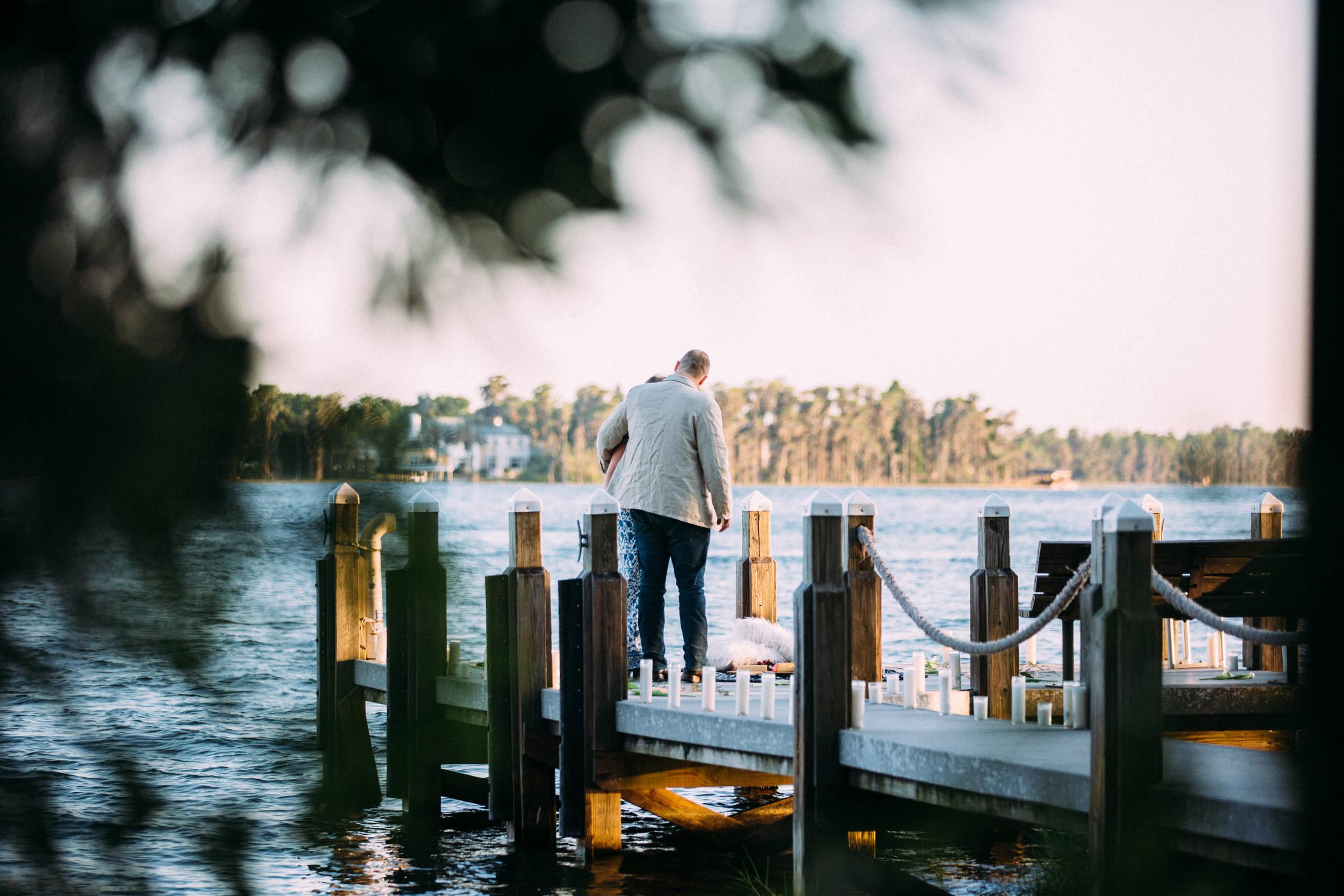 Kailee & Wade | Proposal | Windermere, Florida | Benjamin Hewitt Photography