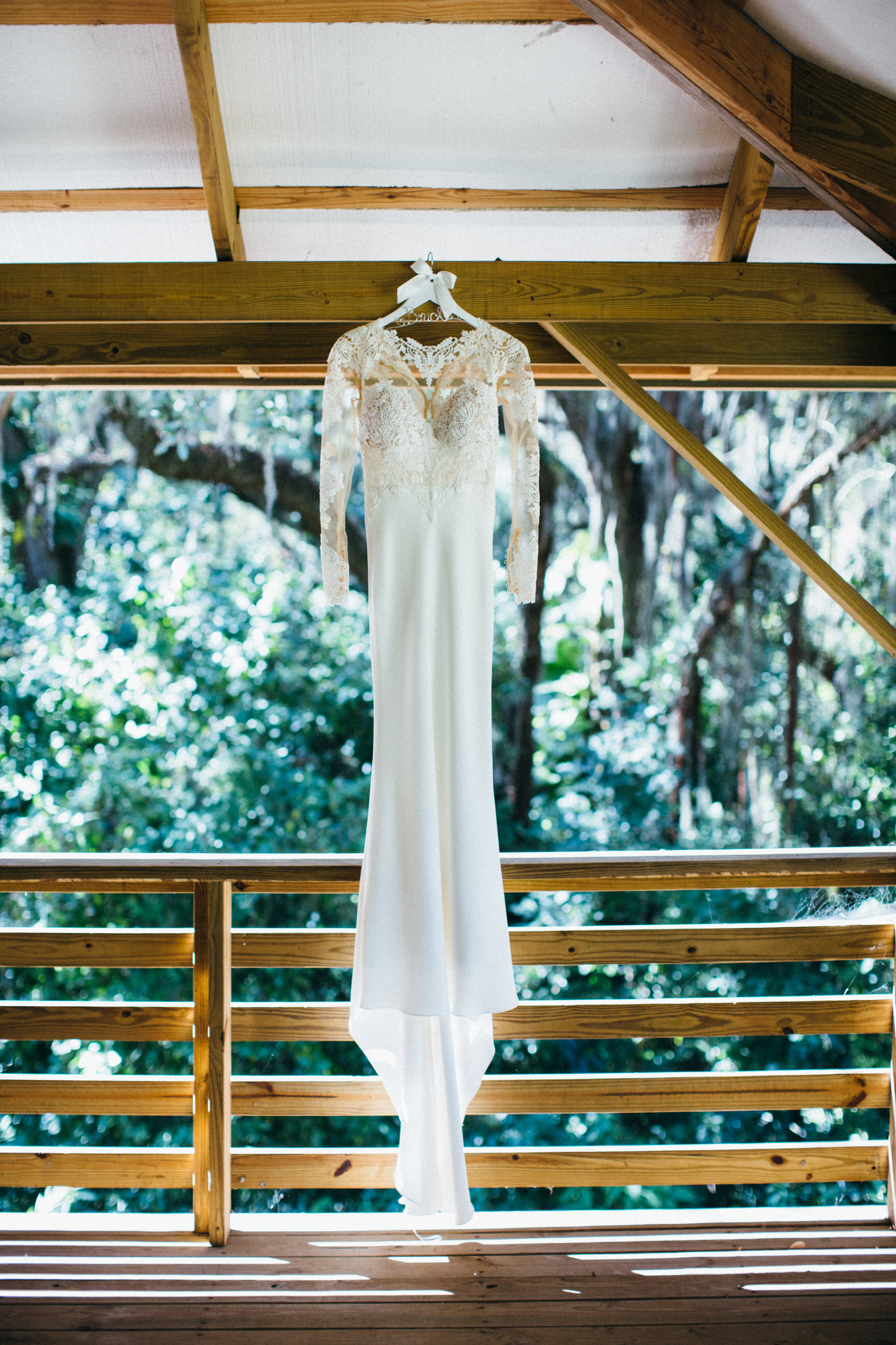 Wedding Dress Plant City Florida Wedding Photographer Benjamin Hewitt Photography