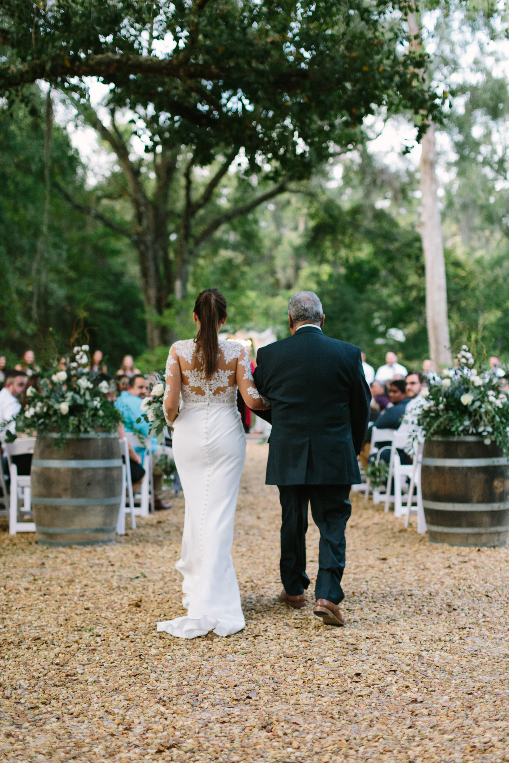 Wedding Ceremony Plant City Florida Photographer Benjamin Hewitt Photography
