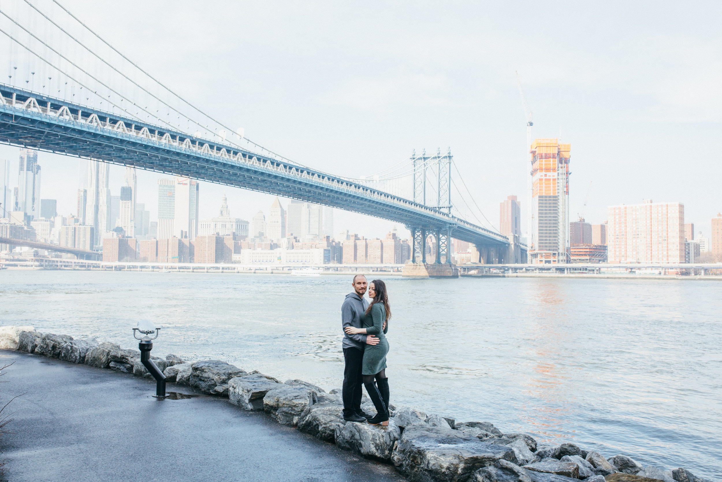 New York City Portraits | Wedding Photographer | Maternity Session | Benjamin Hewitt Photography
