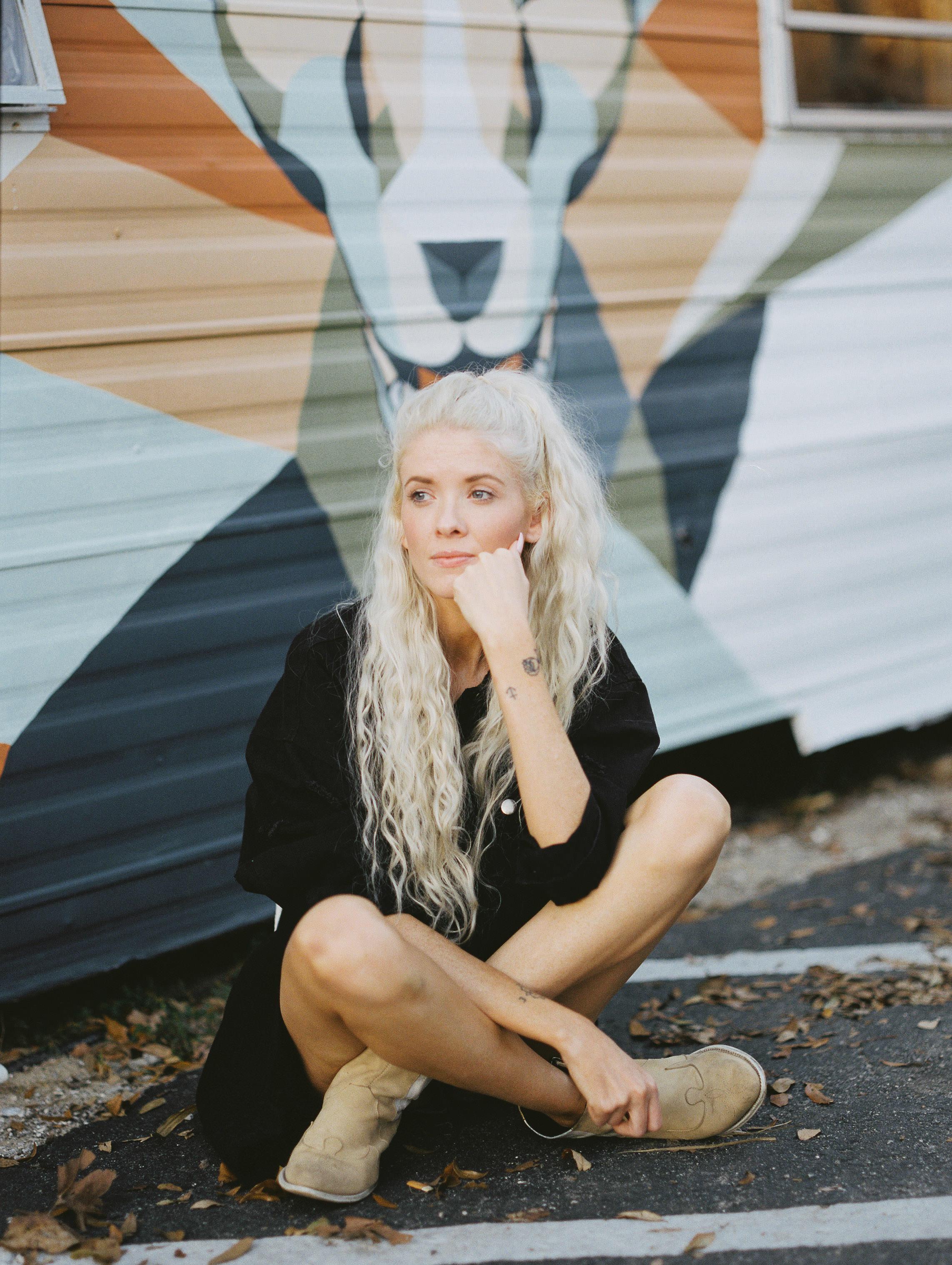 Film Portraits | Benjamin Hewitt Photography | Fuji 400H