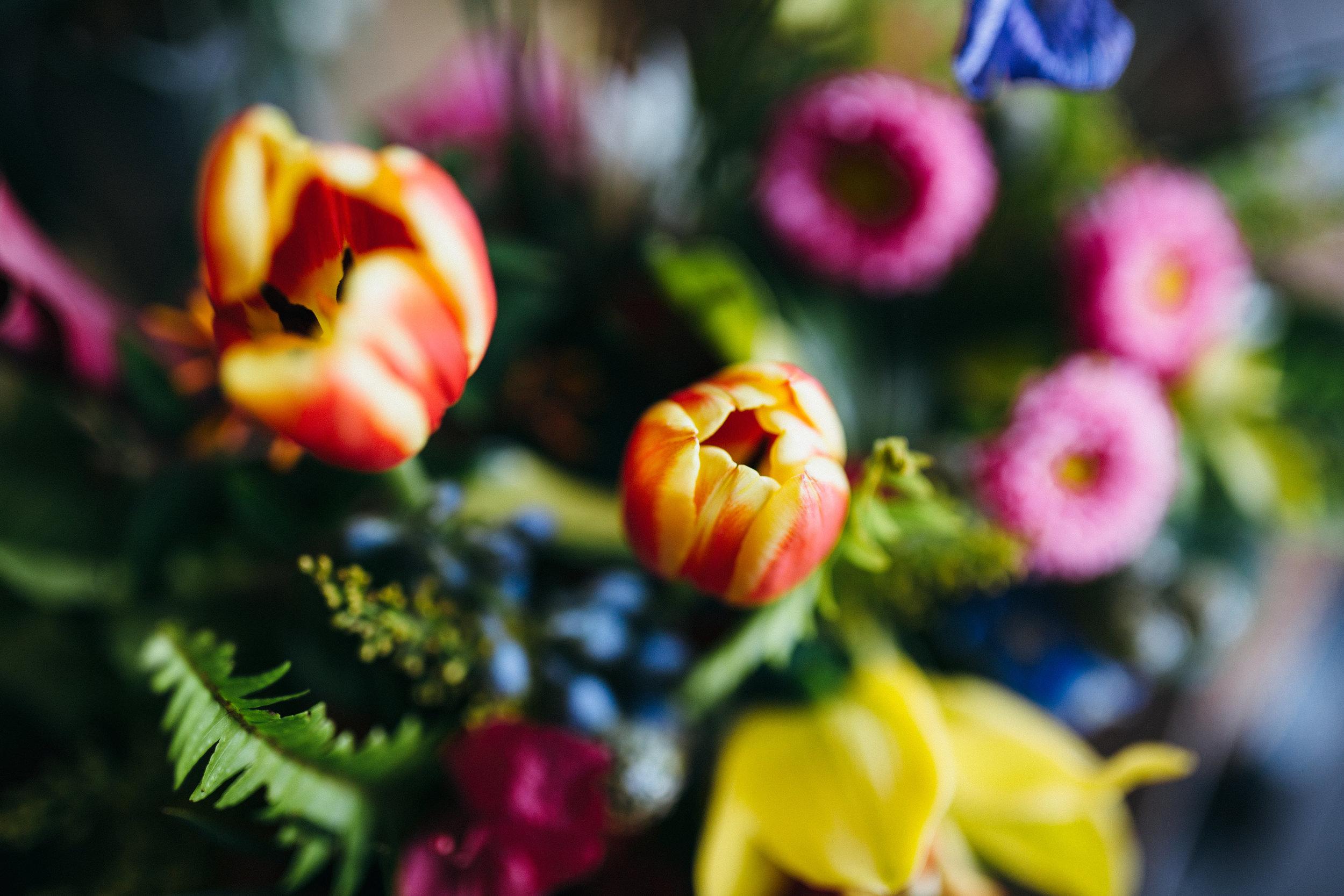 Wedding Inspiration | Summer Boho Fiesta | Benjamin Hewitt Photography