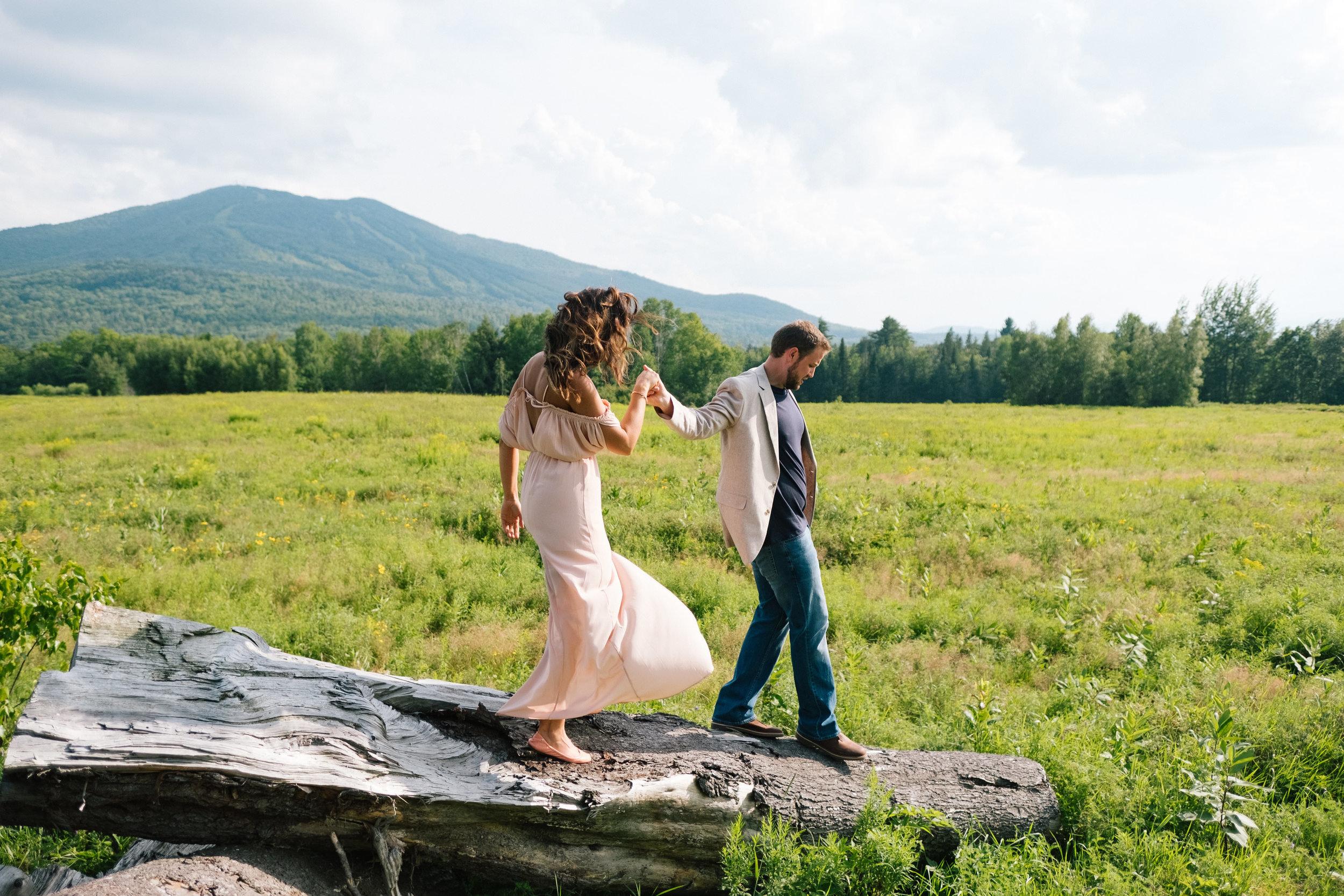 Vermont Wedding | Burke Mountain | Benjamin Hewitt Photography