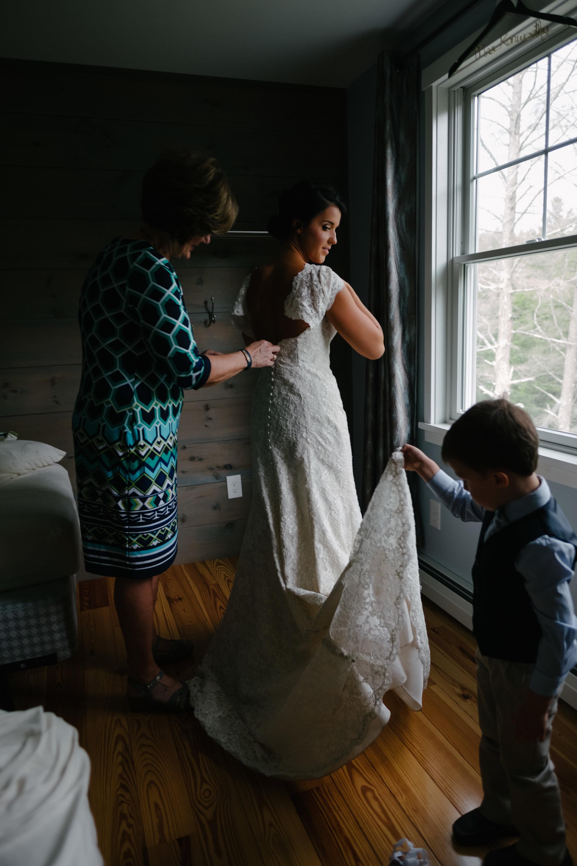 Vermont Wedding Photographer | Burke Mountain | Benjamin Hewitt Photography